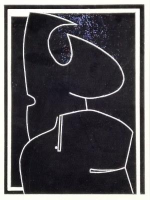 Henryk PŁÓCIENNIK (1933-2020), Kompozycja geometryczna