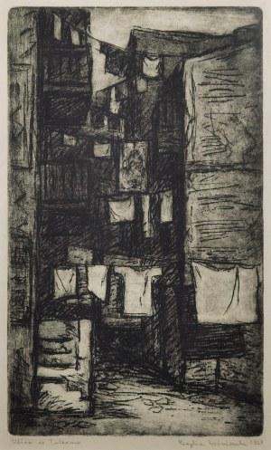 Cecylia MAĆKIEWICZ-WIŚNIEWSKA (1928-1999), Ulica w Palermo, 1961