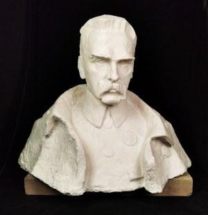 Eduard PETRASHESHYN (ur. 1994), Popiersie Piłsudskiego