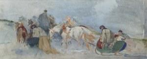Jan GĄSIENICA-SZOSTAK (1895-1943), Weselna sanna