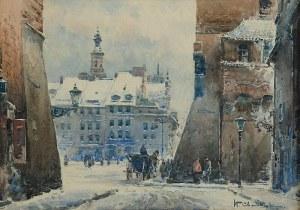 Władysław CHMIELIŃSKI (1911-1979), Warszawa - Stare Miasto