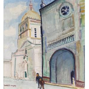 Mieczysław LURCZYŃSKI (1907-1992), Przed katedrą