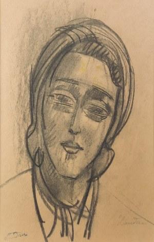 Zygmunt LANDAU (1898-1962), Portret kobiety