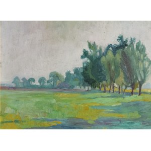Eugeniusz GEPPERT (1890-1979), Pejzaż
