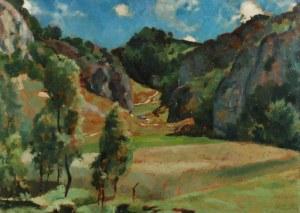 Mieszko JABŁOŃSKI (1892-1965), Ojcowska Dolina