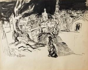 Henryk EPSTEIN (1892-1944), Miasteczko
