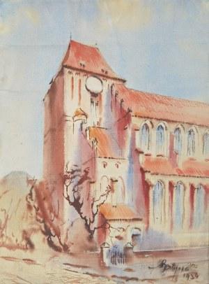 Adam BATYCKI (1886-1970), Kościół śś. Janów w Toruniu, 1934
