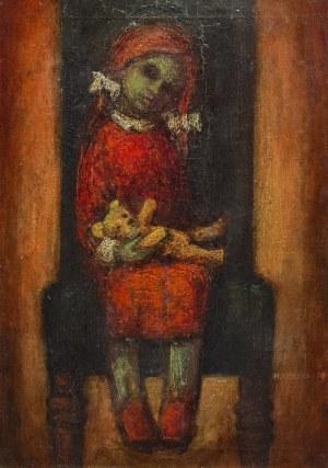 Henryk HOLECKI (ur. 1928), Niedźwiadek, 1970