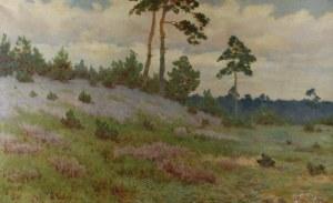 Jan GRUBIŃSKI (1874-1945), Pejzaż
