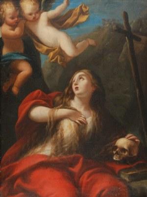 Malarz nieokreślony, XIX w., Maria Magdalena pokutująca