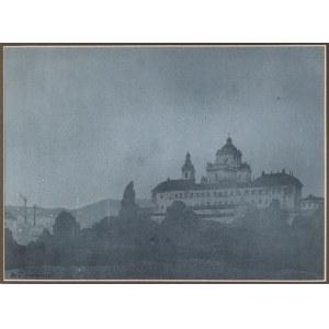 """Odo DOBROWOLSKI (1883-1917), Cerkiew św. Jura, z teki: """"Lwów"""", 1915"""