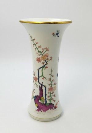 Manufaktura Porcelany w Miśni, Wazon z dekoracją mit gelben Löwe