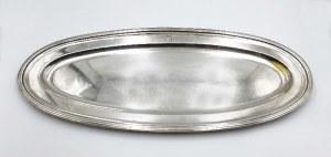 Fabryka Wyrobów Srebrnych i Platerowanych J. Fraget (firma czynna 1824-1944), Półmisek do ryby