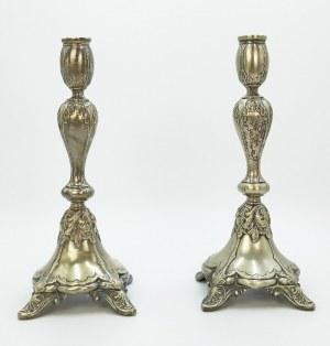 Norblin & Co (firma czynna 1819-1944), Para świeczników