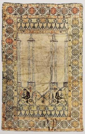 Kobierzec - Modlitewnik z mihrabem