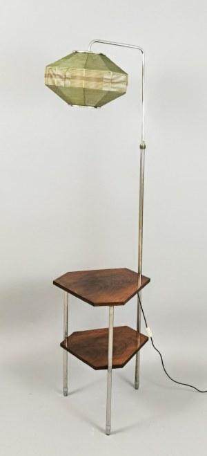 Lampa stojąca, podłogowa, elektryczna