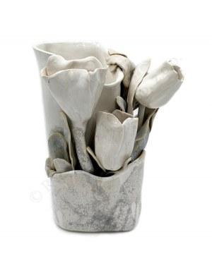Krystyna Bącela, Wazon tulipany
