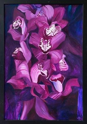 Natalia Dziedzic, Magenta Orchids