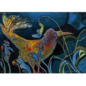 Zigi Jack, Malowany ptak