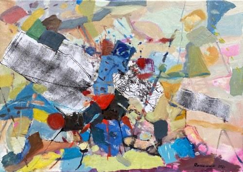 Piotr Romanowski, Abstrakcja 1