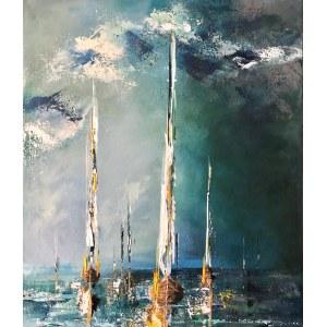 Joanna Buniek, Morze w odcieniach zieleni