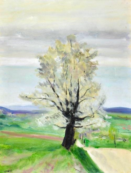 Irena WEISS – ANERI (1888-1981), Samotne drzewo