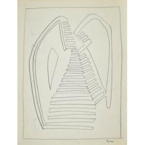 Zdzisław CYANKIEWICZ (1912-1981), Kompozycja XXX