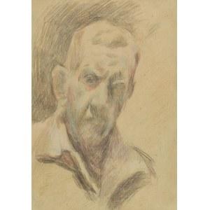 Stanisław KAMOCKI (1875-1944), Autoportret