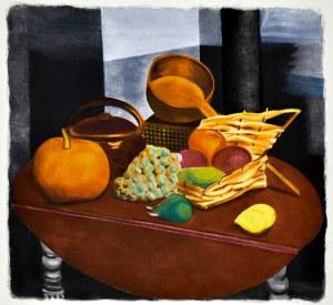 Mojżesz KISLING (1891 - 1953), Martwa natura z owocami