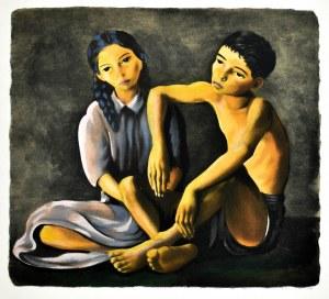 Mojżesz KISLING (1891 - 1953), Rodzeństwo