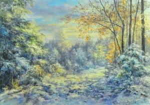 Małgorzata Rawicka, Zimowe słońce