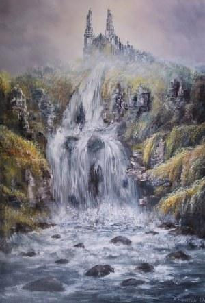 Andrzej Fronczak, Świątynia grzmiącej wody, 2020