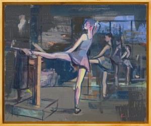 Maciej Kempiński, Lekcja baletu, 2019