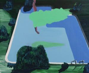 Natalia BAŻOWSKA (ur. 1980), Skok / Jump, 2014