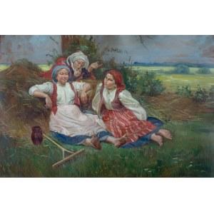 Wincenty Wodzinowski (1866 Igołomnia k. Miechowa - 1940 Kraków), Odpoczynek