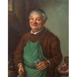 Konstanty Szewczenko (1910 Warszawa-1991 tamże), Wesoly Kapucyn