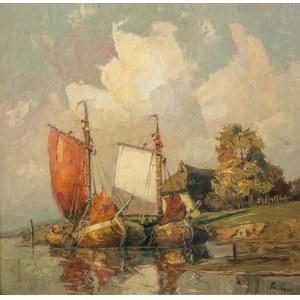 Rudolf Priebe (1889 - 1956 Rudolfstadt), Łodzie