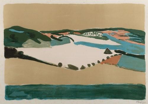 Henryk Hayden (1883 Warszawa - 1970 Paryż), Pejzaż