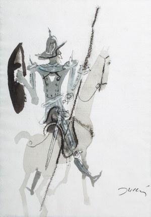 Józef Wilkoń (ur. 1930), Don Kichot