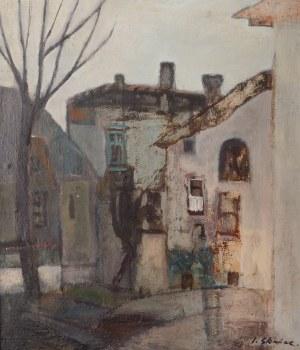 Jerzy Skrebec (1926 Łódź-1995 Gdańsk), Domy