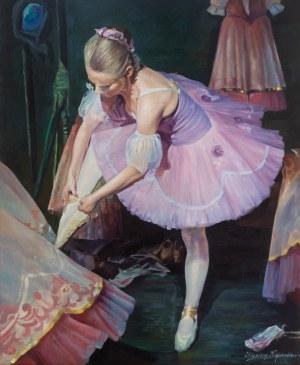 Zbigniew Kopania (ur. 1949 Łódź), Baletnica