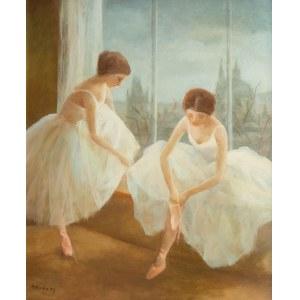 Miloslava Vrbova-Štefková (1909 Zinkau/Žinkovy w Czechach - 1991 Freudenstadt), Baletnice