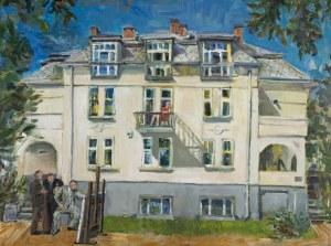 """Stanisław Młodożeniec (ur. 1953 r.), """"Ezra"""" House, 2019 r."""