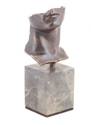 Igor Mitoraj (1944 Oederan - 2014 Paryż), Portret męski