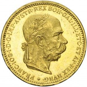 Austria, Franciszek Józef, 20 koron 1894, Wiedeń