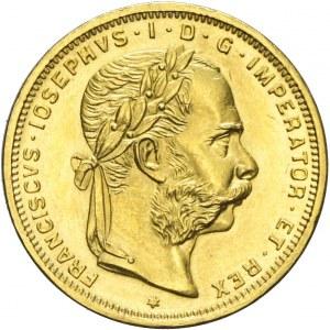 Austria, Franciszek Józef, 8 florenów 1892, Wiedeń