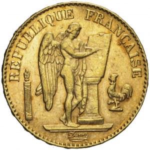 Francja, Republika, 20 franków 1897, Paryż