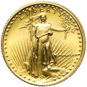 Stany Zjednoczone Ameryki (USA), 5 dolarów 1987, złoto