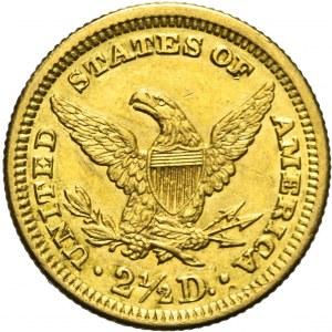 Stany Zjednoczone Ameryki (USA), 2 1/2 dolara, Indianin, 1904, Filadelfia