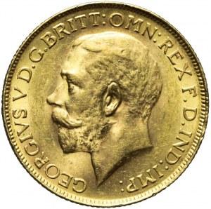 Republika Południowej Afryki, Jerzy V, Suweren 1925 SA, Pretoria, menniczy